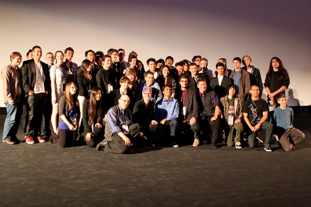 2011 Film Festival filmmakers.