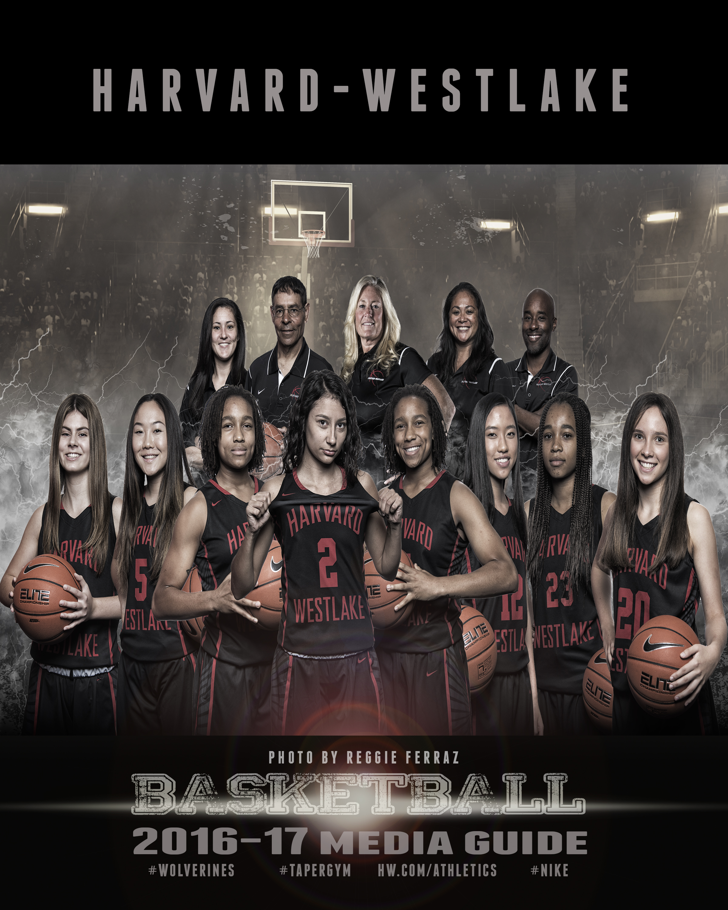 GIRLS BASKETBALL MEDIA GUIDE