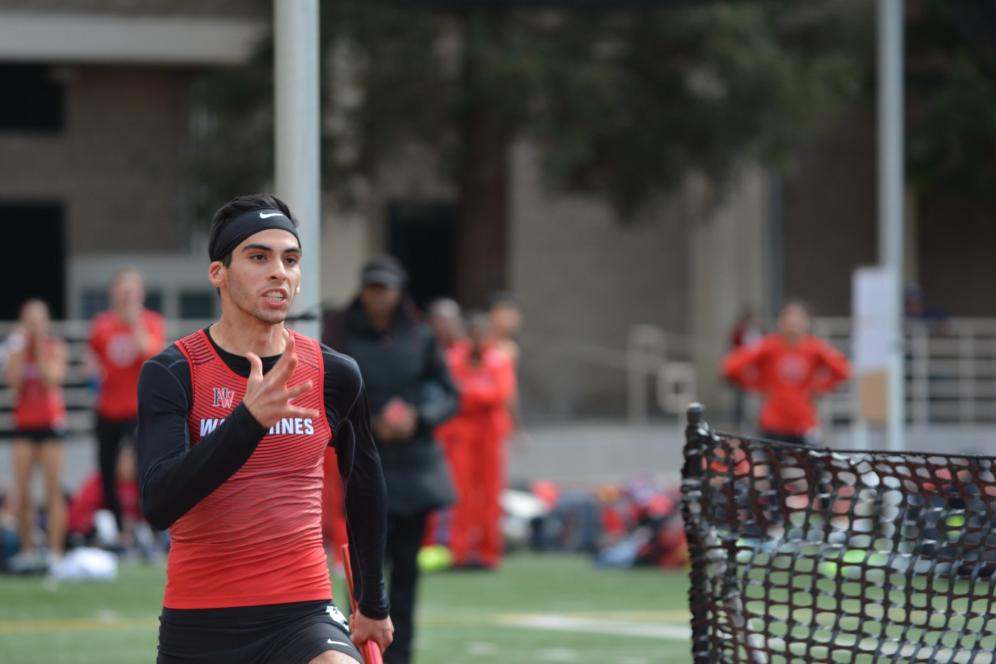 Track and field finally defeats Loyola
