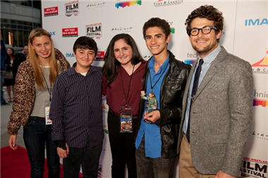This PSA is Gay team, writer Marka Maberry-Gaulke, directors George Khabbaz, Miranda Kasher, Patric Verrone, Harvard-Westlake Summer Film Camp.